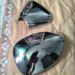 Hiace small mirror cover