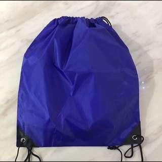 Swimming drawstring bag- kids birthday party goodies bag
