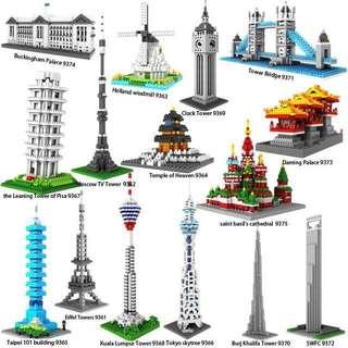 Loz Architecture Series