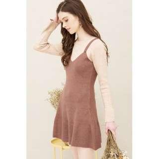 (PO) Milton Knit Dress