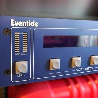 Eventide H3000 S Ultra-Harmonizer Upgraded to Full Presets H3500 B/DFX including Steve Vai presets, H9 Predecessor.
