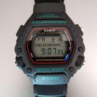 Casio Analog Watch like G shock