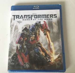 Transformers Dark Of The Moon (Blu Ray)