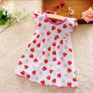 In stock Baby Girl Dress / Shirt