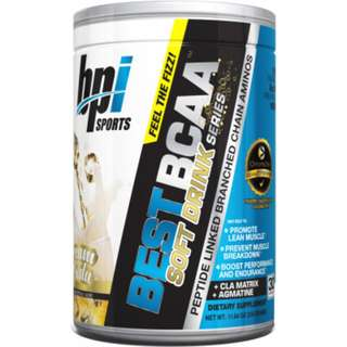 BPI Sports Best BCAA Soft Drink Series