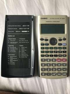 FC 100 V Casio