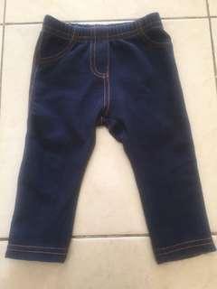 Jeans mothercare (3-6bulan)