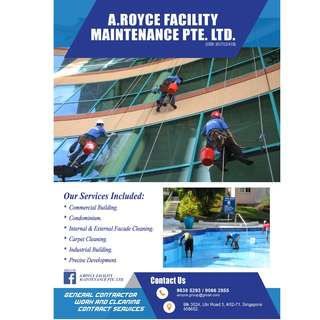 AROYCE CLEANING *6747 7033