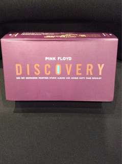PINK FLOYD DISCOVERY 16 CD+Booklet Box Set