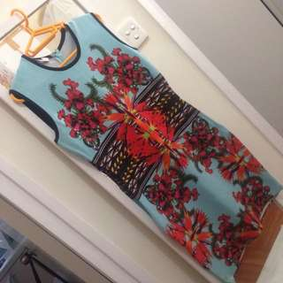 INVITING  REASONABLE OFFERS ON AUTHENTHIC ANDERSEN COOPER GIVENCHY DRESS