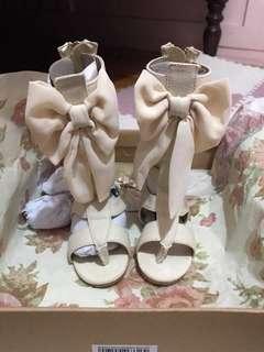 Joyfolie gladiator baby shoes