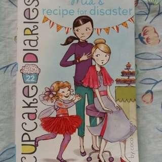 Cupcake Diaries Book