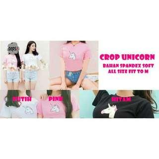Crop unicorn