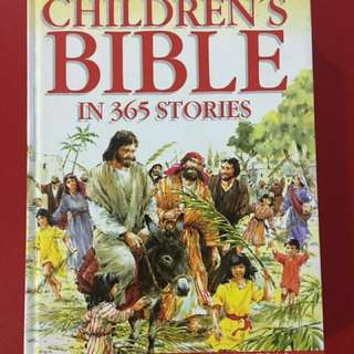 Hard Cover Children's Bible