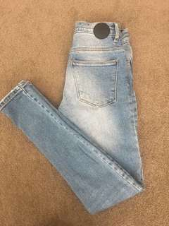 RES Denim Jeans Size 24 6