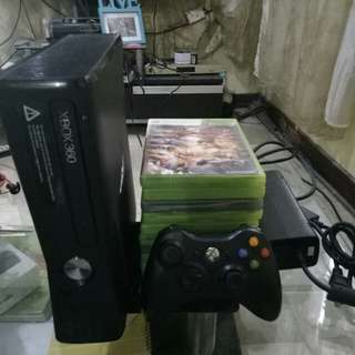 XBOX 360 S CONSOLE (2ND HAND)