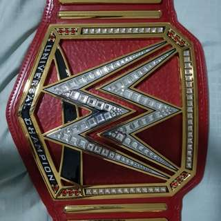 wwe universal belt replica title