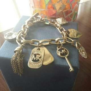 Michael Kors Inspired Bracelet