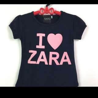 Zara shirts for your princess