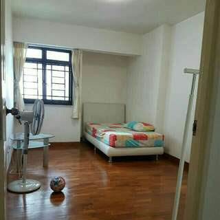 Sengkang common room for rent 157c