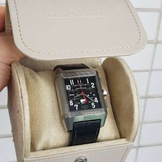 Jaeger LaCoultre Reverso World limited edition