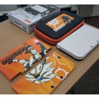 Nintendo New 3DS XL fire emblem edition