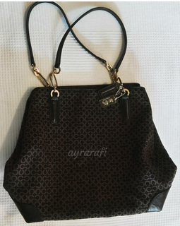 Coach madison tote (large)