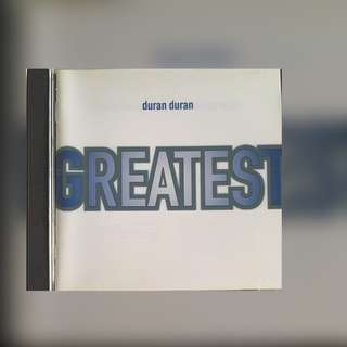 Duran Duran - Greatest Hits
