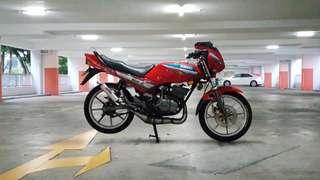 YY PANG chamber exhaust!!