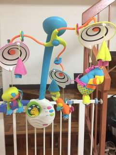 Tiny Love Baby Cot Musical Mobile