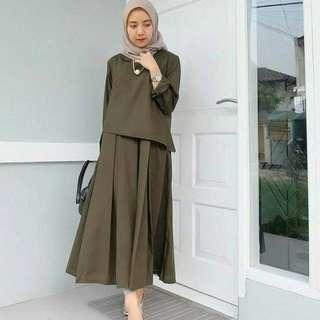 Sl. Zaitun dress