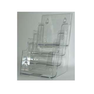 Brochure Holder A5 Size 4 Tier