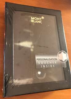 Mont Blanc Passport Holder