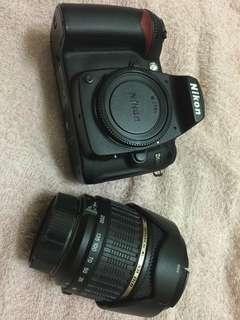Nikon D90 + tamron 18-200