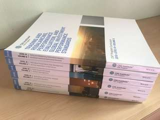 CFA Level 3, 2018 Official Textbooks