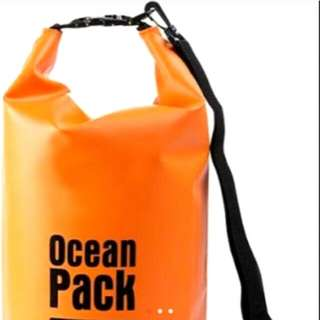 Ocean Pack Dry Bag 20 Liters (Pink And Orange Only)