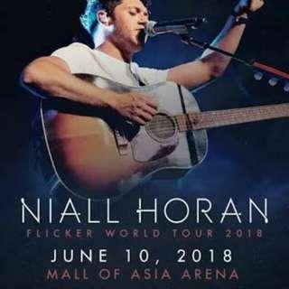 Niall Horan Flicker Tour 4 UpperBox tickets