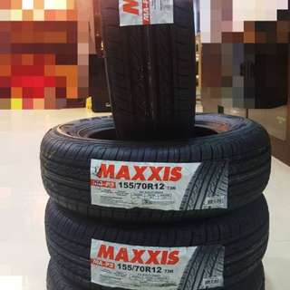 Tyre MAXXIS (Tyre for kancil)