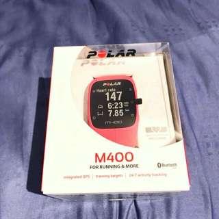 BNIB Polar M400 Fitness Watch