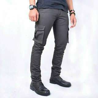 Kent Long cargo pants simple and coolest