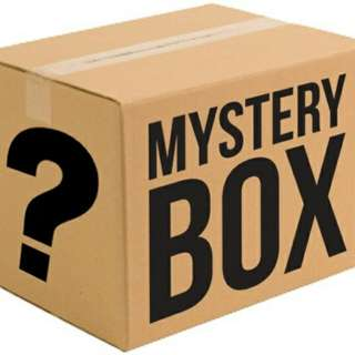 Mystery Box Merch Bts Exo Snsd Twice