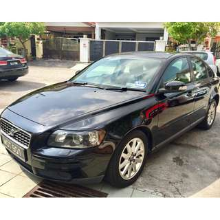 Volvo S40 2.4(A) Shiftronic Like New 1 Owner NEW Facelift