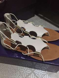 Selling Used Parisian Sandals