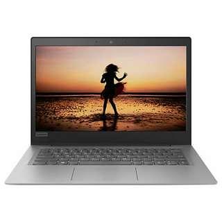 "Kredit Laptop Murah Tercepat Lenovo ideapad 120S Ram 4gb SSD 128gb intel HD500 win 10 ori 14"""