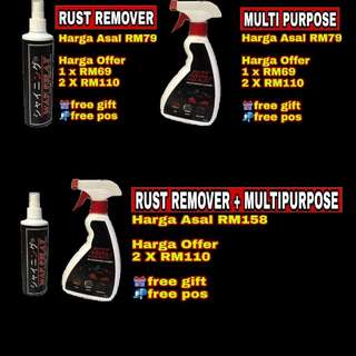 wak kilat multipurpose cleanser