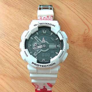 AUTHENTIC G-SHOCK Casio PROTECTION Lady's Jaesook Kim Limited Edition Watch