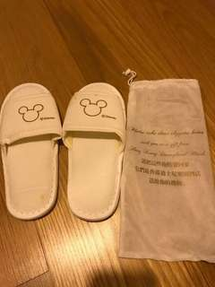 Hong Kong Disneyland home slipper