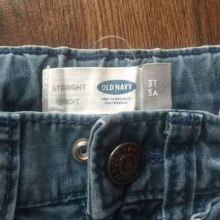 Old Navy Pants for Toddler