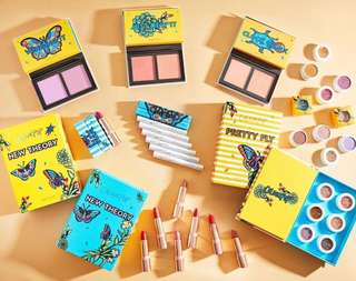 Colourpop NEW limited edition spring butterfly collection