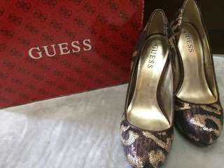 Guess Brown Stilleto